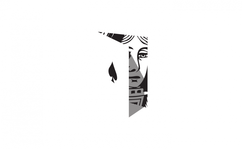 port_Logo-design_Queen-Spades